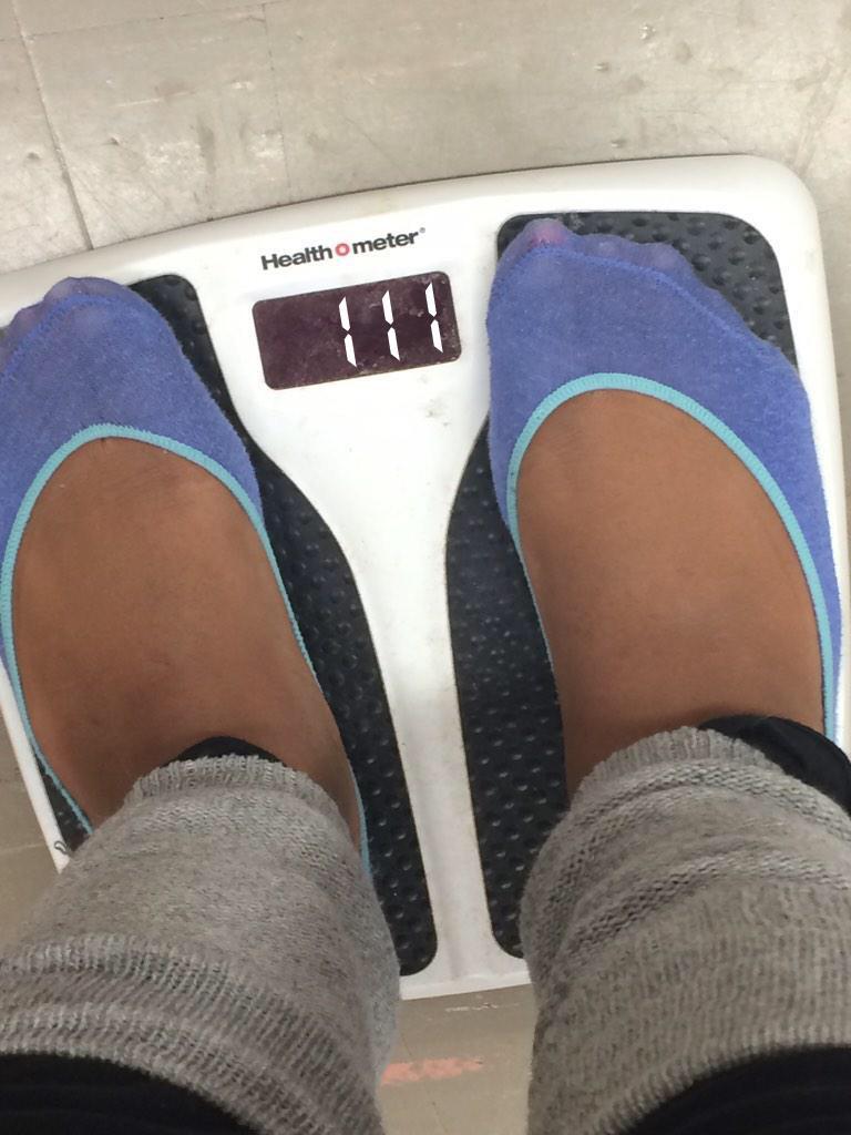 111 lbs