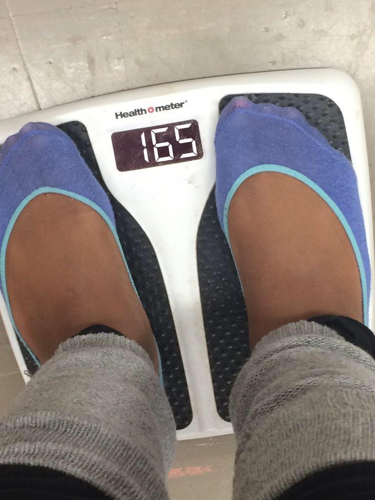 165 lbs